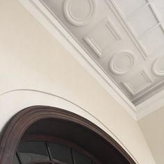 #juxtaposition #modern #classicism #geometricdesign #ceiling #love #mystyle #salonedelmobile2016 #exhibitionmilano