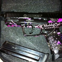 Muddy Girl pistol !!!!