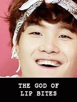 Min Yoongi is... ; TT____TT staaaahp... MMMMMMMM
