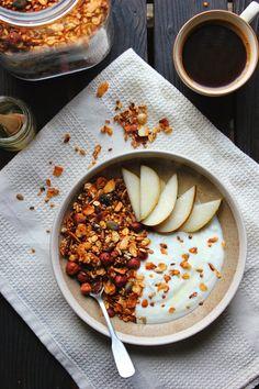 Crunchy Apricot & Buckwheat Granola | healthy recipe ideas @xhealthyrecipex |