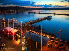 Lahti Passenger Harbour. Finland