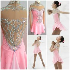 "40 Likes, 1 Comments - @edgeplus_ on Instagram: ""#피겨복#피겨의상#피겨드레스#figureskatingdress #figureskating"""