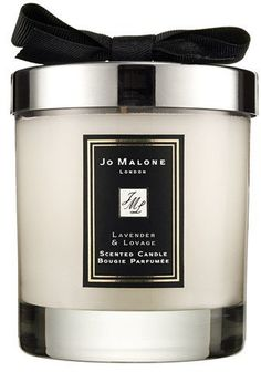 Pin for Later: Turn Your Home Into a Stress-Free Space With These Scented Candles Lavender Jo Malone London Just Like Sunday — Lavender & Lovage Candle, Size 7 oz ($65)