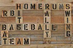 Baseball scrabble #BaseballBoys
