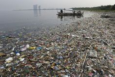 How much plastic is in the sea? Enough to coat coasts worldwide. - The Washington Post