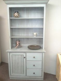 Great This Piece Was Finished At Four Sisters Furniture With General Finishes  Persian Blue Milk Paint And