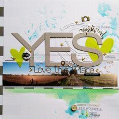 YES by scissorsglue_paper at @studio_calico