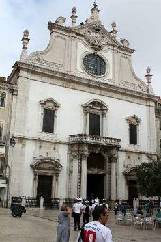 São Domingos Church, Lisbon