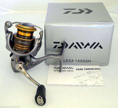 Spinning Reels 36147: Daiwa Lexa Ultralight Freshwater Spinning Fishing Reel 6.0:1 - Lexa1500sh -> BUY IT NOW ONLY: $90.96 on eBay!