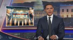 The third presidential debate on Wednesday night was packed with highlights, from Donald Trump's surprise guests to Hillary Clinton's sharp takedowns of her opponent's conspiracy theories. Trevor Noah attempted to tackle all of them with a live show immediately following the election.  Noah first addressed the absurdity of Trump bringing Malik Obama, President Barack Obama's half-brother from Kenya, as a guest to the debate. After making a joke about Malik, Noah was distracted to see his…