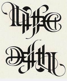 El espejo lúdico: Los antiguos ambigramas de la revista OMNI