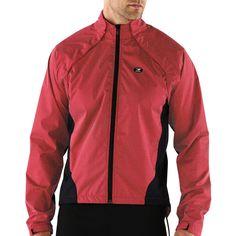 Sugoi Zap Versa - Reflective Bike Jacket with Magnetized Sleeves