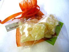 Calcite Honey Yellow Healing Stones Chakra by FeelingstoneGiftsLLC, $3.25
