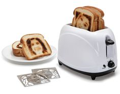 A toaster for the mom who misses seeing your face every morning.