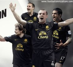 Everton 12/13 away
