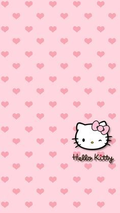 Pin By Staffyprod On Wallpaper Iphone Design Hello Kitty