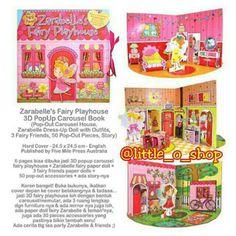 Saya menjual My Fairy Friend Zarabelle's Fairy Playhouse 3D seharga Rp170.000. Dapatkan produk ini hanya di Shopee! http://shopee.co.id/littleoshop/1566236 #ShopeeID