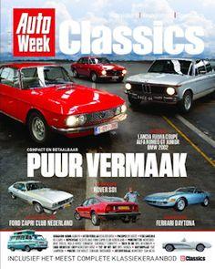 Proefabonnement: 3x Autoweek Classics € 15,-: Autoweek Classics: iedere…