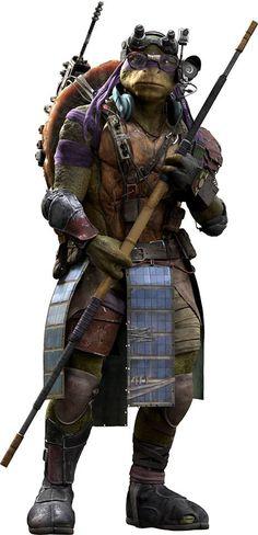 Donatello - my favourite turtle. :)