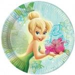 Tinkerbell Party Plates