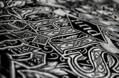 Tribal Tattoos, Cards, Maps, Playing Cards