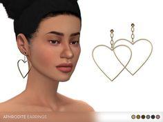 [pixelette] Aphrodite Earrings