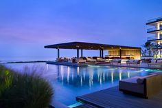 The Beach Bar at Alila Seminyak - Bali