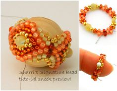 https://www.etsy.com/listing/153306672/beaded-bead-tutorial-sharris-signature?utm_source=Pinterest 16 mm