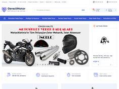 Gerezli Motor 5 Yıldır e-ticaret altyapısında PlatinMarket'i kullanıyor. Siz de işinizi e-ticaret'e Taşıyın. www.gerezlimotor.com - www.platinmarket.com  #eticaret #platinmarket Yamaha, Honda, Darth Vader, Bike, Bicycle, Bicycles
