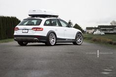 VWVortex.com - B8 Audi A4 Allroad on Airlift and Accuair