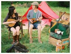 I could bring along our mandolin, autoharp and/or melodica?