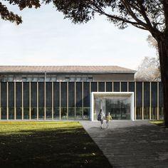 Ampliamento dell'edificio della Scuola Primaria di via Dante Alighieri in Boltiere, OPPS architettura + Francesco Mariani - BETA