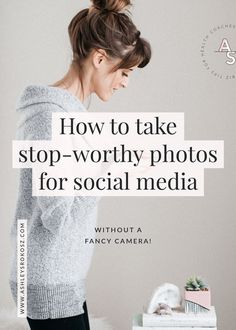 """Have you ever stopped on a beautiful picture on social media and wondered """"how do they DO that? Social media photography isn't as hard. Marketing Trends, E-mail Marketing, Business Marketing, Content Marketing, Online Business, Affiliate Marketing, Online Marketing, Business Tips, Business Names"""