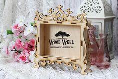 Wood-Well l Чипборды, лазерная резка, гравировка