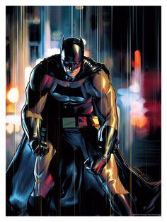 Batman by Brandon Peterson