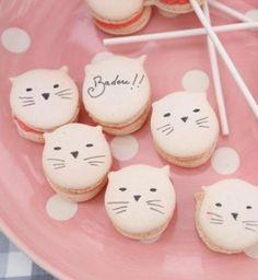 Les macarons chats de Lenôtre sont à croquer !