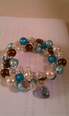 diy jewelry Bracelet by bobcat068