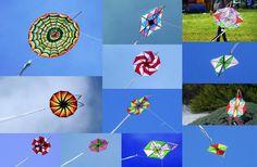 Bermuda Kites for flying on Good Friday 2014.