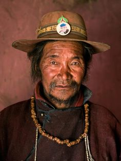 Nomad from Tibet | Steve McCurry