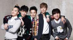 Top 10 Most Popular Korean Kpop Boy Groups In 2014