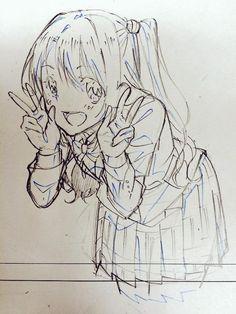 埋め込み画像への固定リンク Anime Character Drawing, Manga Drawing, Figure Drawing, Manga Art, Character Art, Anime Art, Anime Drawings Sketches, Anime Sketch, Art Drawings