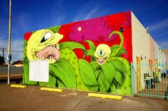 The Jungle by Luster Kaboom  15th Ave & Pierce  Phoenix