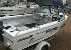 Saving up for this  | Brooker 460 R Series Runabout |  #Boating #Boats #PoweredBoatTrailer #RunaboutBoatsforsale #Yamaha