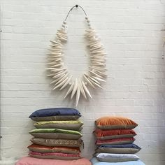 SnapWidget   Velvet cushions & Cuttlefish wreaths for Christmas - tomorrow we are open from 9am-4pm to coincide with our annual Christmas fleamarket & Precinct 75 markets with over 70 stalls - see you there!