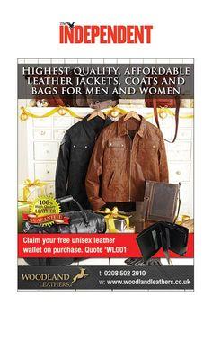 Leather Wallet, Woodland, Unisex, Lifestyle, Bags, Shopping, Women, Handbags, Women's