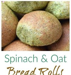 Easy homemade spinach and oat bread rolls recipe  these yummy and fun green bread rolls are full of healthy ingredients  Eats Amazing UK #bread #breadbakers #breadrecipe #recipe #homemade #spinach #oats #greenfood #funfood #kidsfood #healthykids  FULL RECIPE HERE  Sub Roll Recipe  sub roll recipe sandwich roll up recipe sandwich roll recipe italian hoagie roll recipe bread machine gluten free sub roll recipe homemade sub roll recipe hoagie roll recipe king arthur hoagie roll recipe food…