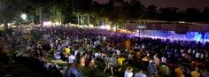 #Merriweather Post Pavillion - a great place to experience an open air concert