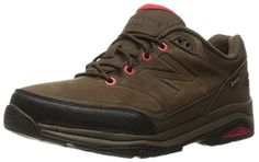 New Balance Mens 1300 Trail Walking Shoe BrownRed 105 4E US -- Learn more by visiting the image link.