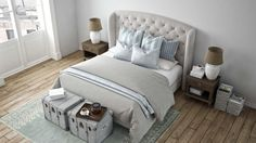 Live the Dream: 7 Sneaky Ways to Make Your Bedroom Look Expensive https://www.realtor.com/advice/home-improvement/tricks-to-make-bedroom-look-expensive/?utm_content=buffera897f&utm_medium=social&utm_source=pinterest.com&utm_campaign=buffer #LiveWorkPlayGilbert #CooleyStationGilbert