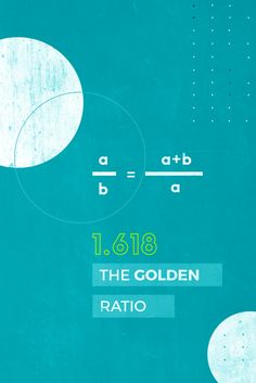 The Golden Ratio, the most historically and scientifically important element in design. So what Is The Golden Ratio? Check out our post on what you need to know and how to use it in your designs.